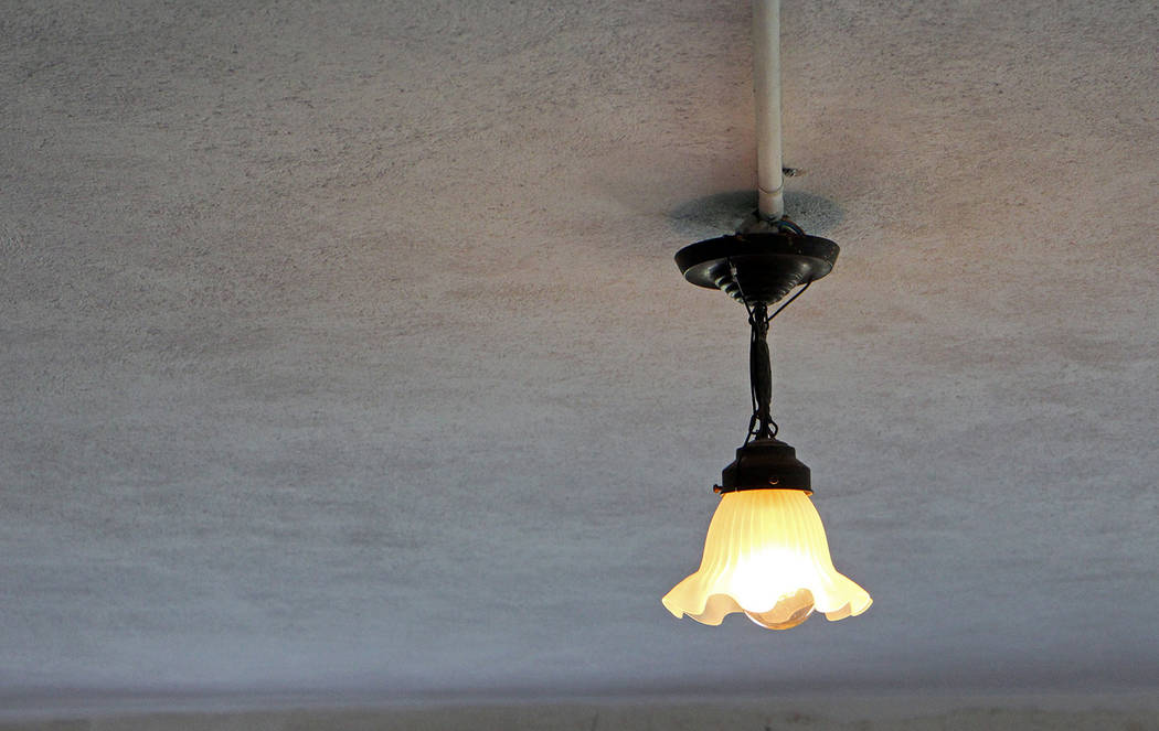 (Norma Vally) Popcorn ceilings are no longer in fashion, but before removing them they should b ...