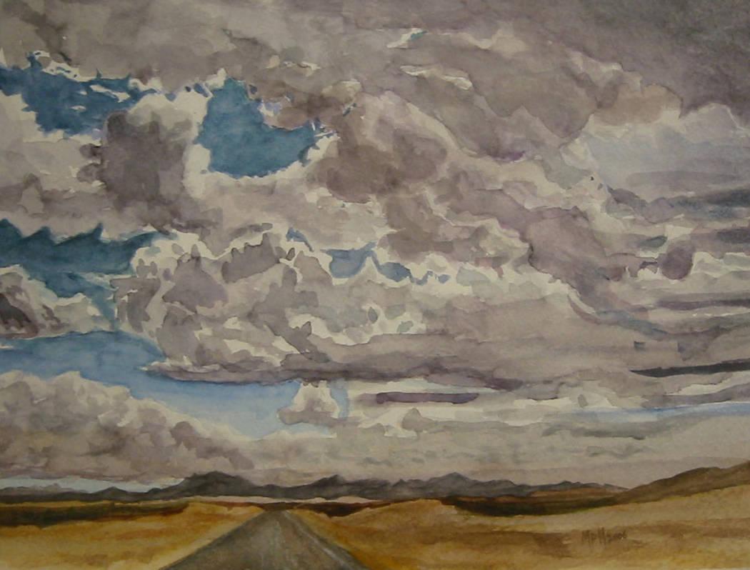 """(Marion 'Happy' Hoekenga) Paintings, drawings and etchings by Marion """"Happ ..."""