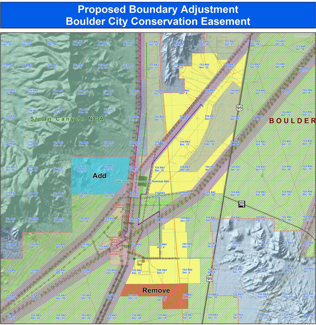 (Boulder City) At its meeting on Monday, June 10, City Council approved changing the conservati ...