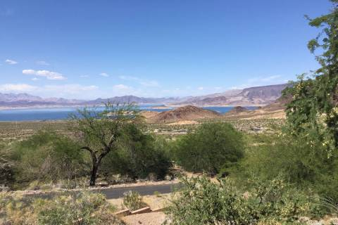 (Andy Saylor) The water level at Lake Mead is projected to be about 18 feet higher than expecte ...