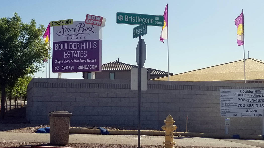 Celia Shortt Goodyear/Boulder City Review The Planning Commission approved recommending the fin ...