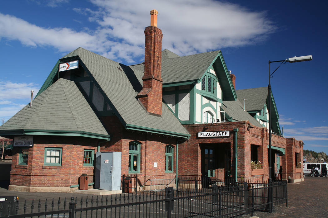 (Deborah Wall) Flagstaff, Arizona, makes an ideal base to visit nearby attractions including th ...