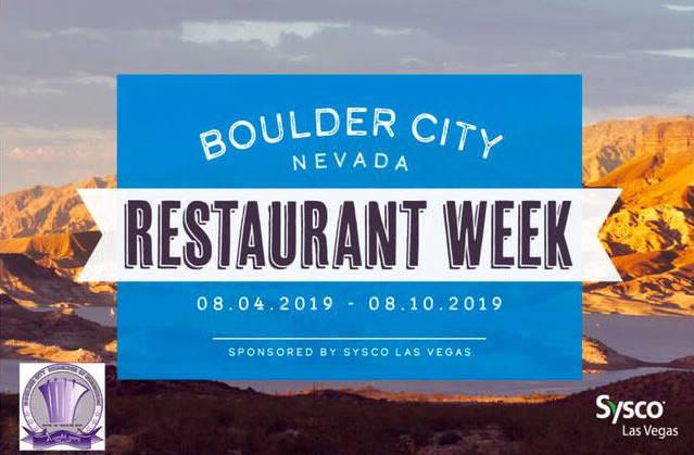 (Boulder City Chamber of Commerce) The Boulder City Chamber of Commerce is organizing the first ...