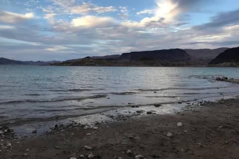 (Hali Bernstein Saylor/Boulder City Review) Lake Mead offers miles of shorelines, including bea ...