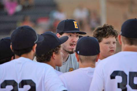 (Robert Vendettoli/Boulder City Review) Steve Wagner, a 2016 graduate of Boulder City High Scho ...