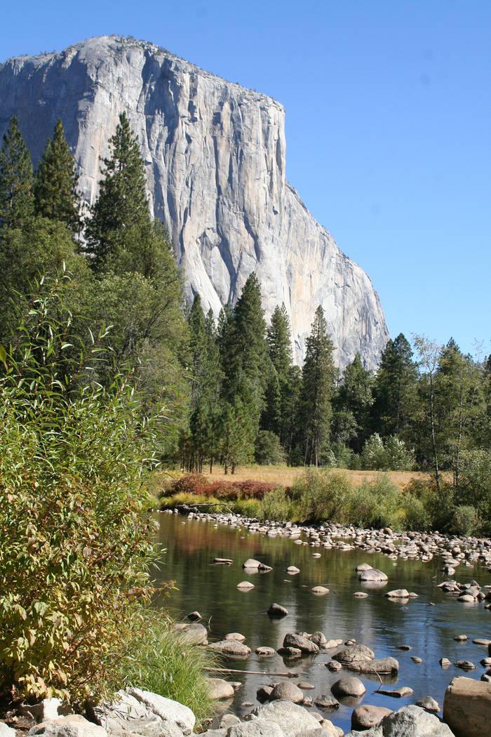 (Deborah Wall) El Capitan is a 3,000-foot-high granite monolith in Yosemite, California, that i ...