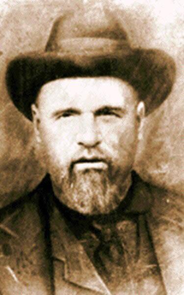 (Julie Sprague) Elijah Nicholas Wilson, Julie Sprague's great-great-grandfather, was one ...