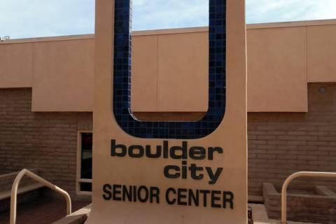 Senior Center of Boulder City