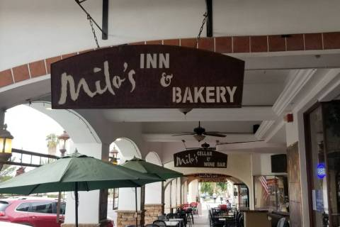 Celia Shortt Goodyear/Boulder City Review Milo's Restaurant & Cellar is part of Boulder City Be ...