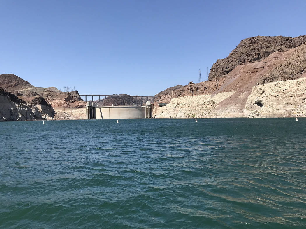 The Bureau of Reclamation doesn't expect any impacts on use of water from the Colorado River fo ...