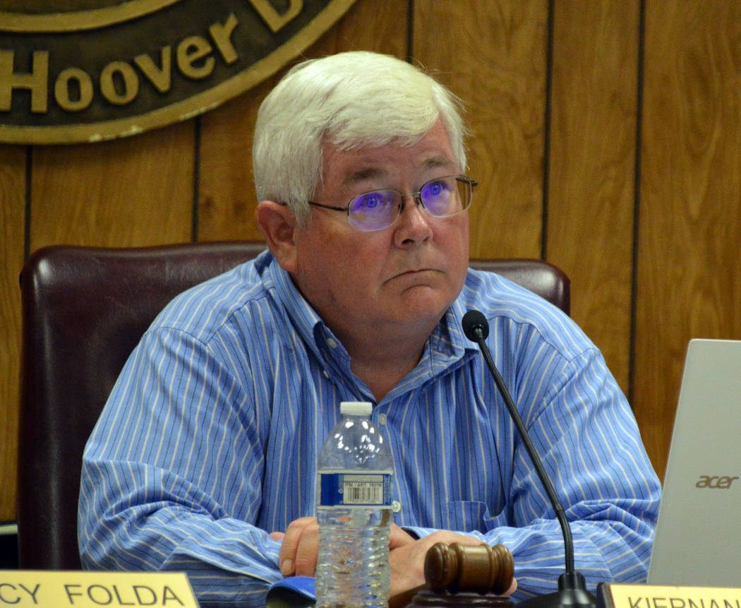 Mayor Kiernan McManus said his memo to staff was not meant as a threat despite a former city co ...