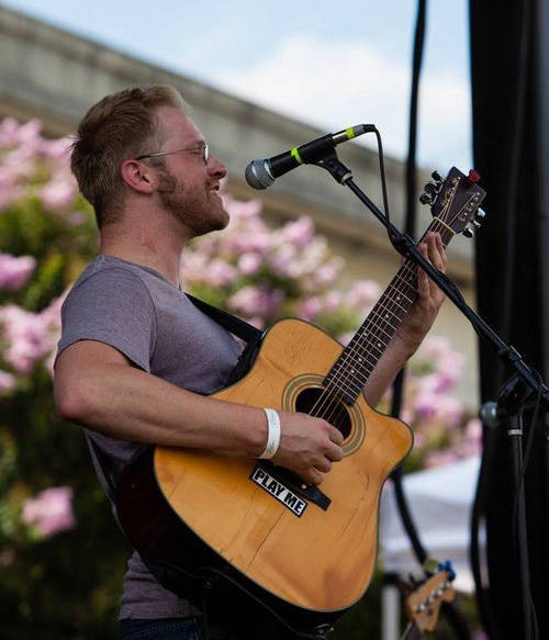 Josh Murley is one of three Texas artists who will be performing Saturday, Aug. 31, at Boulder ...