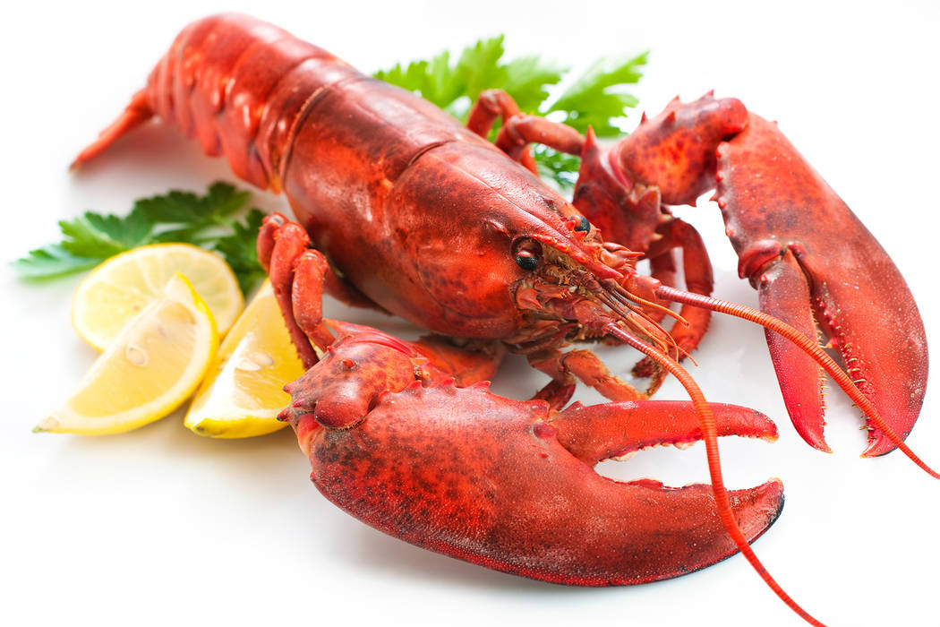 (Getty Images) Boulder City United Methodist Church will hold its annual Loaves & Lobsters fund ...