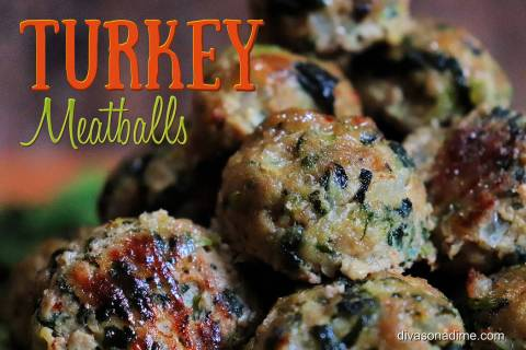 (Patti Diamond) The versatility of ground turkey and meatballs makes a winning combination that ...