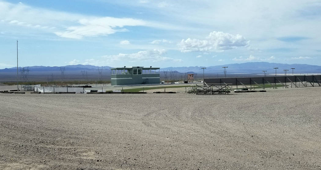 (Celia Shortt Goodyear/Boulder City Review) City Council introduced a resolution to amend the l ...