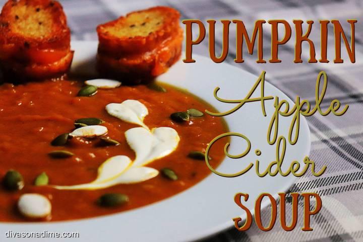 (Patti Diamond) Infuse flavor into pumpkin by adding onion, garlic, seasonal spices, apple and ...