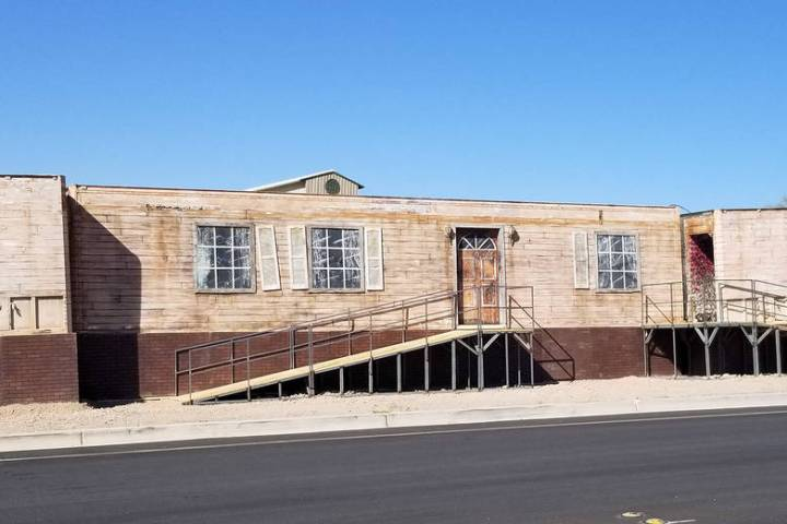 Celia Shortt Goodyear/Boulder City Review Crimson Manor is part of the Boulder City Haunted Gho ...