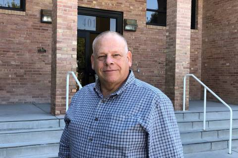 "(Boulder City) Frederick ""Willy"" Williamson is the new manager of the Boulder City Municipa ..."
