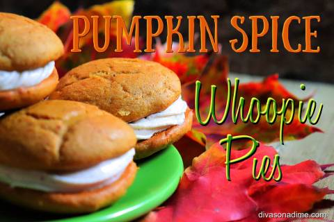 (Patti Diamond) You can amp up the volume on pumpkin spice whoopie pies by flavoring the creamy ...