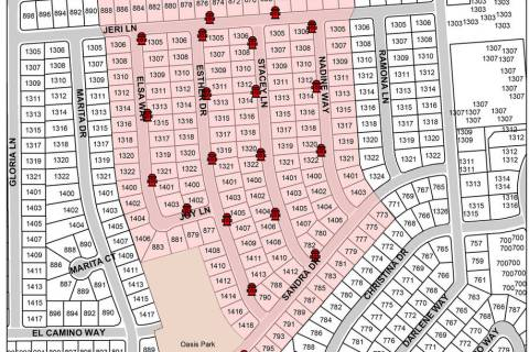 (Boulder City) The Boulder City Water Division will install new valves Elsa Way, Esther Drive, ...