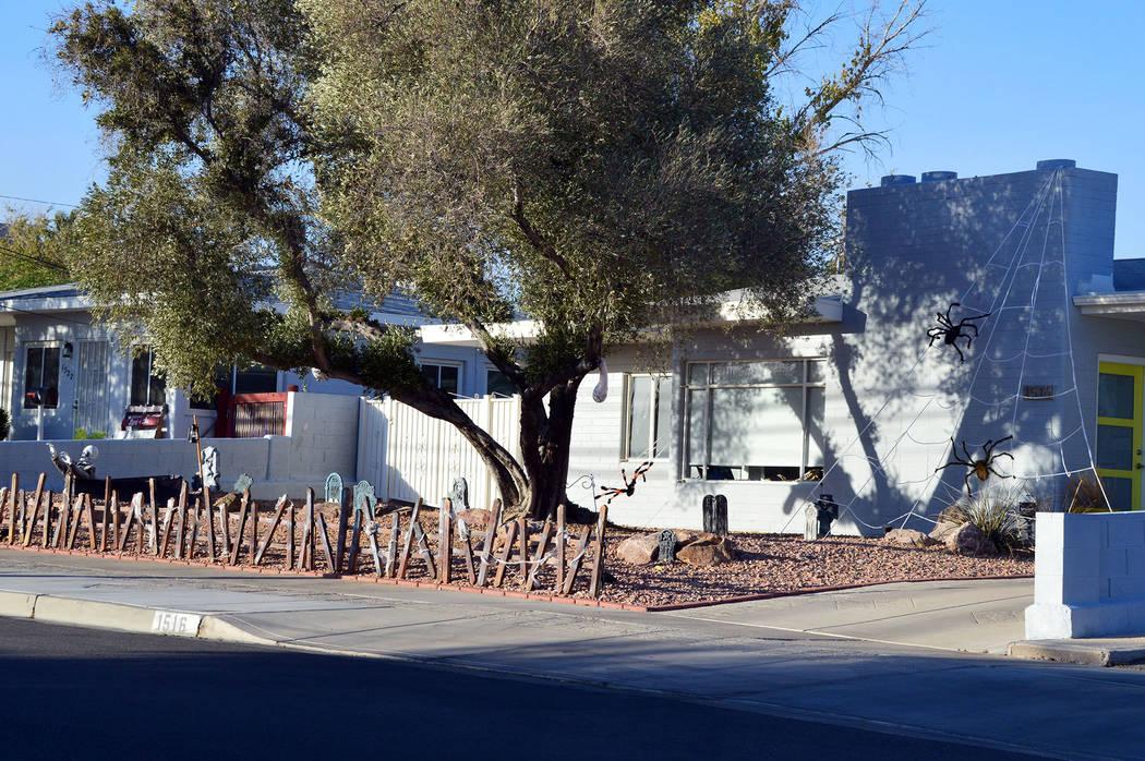 Celia Shortt Goodyear/Boulder City Review 1500 block of Fifth Street