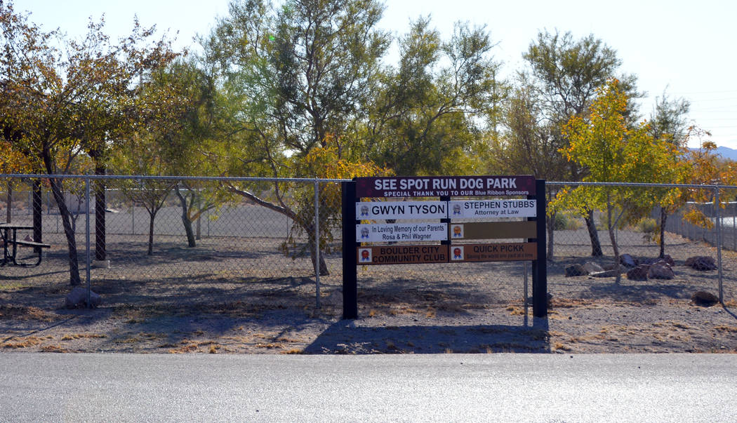 Celia Shortt Goodyear/Boulder City Review Boulder City staff is requesting an expansion to See ...