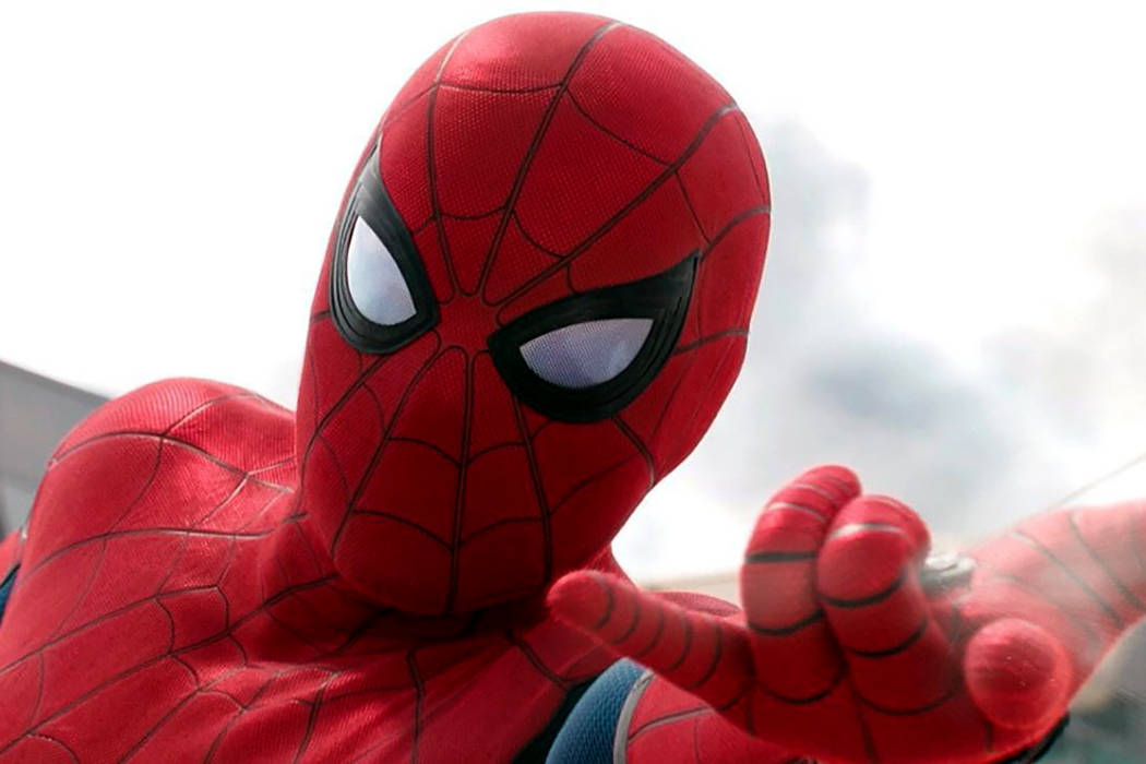"""""""Spiderman: Far From Home"""" will be shown at 5:30 p.m. Friday at Boulder City Library, 701 A ..."""