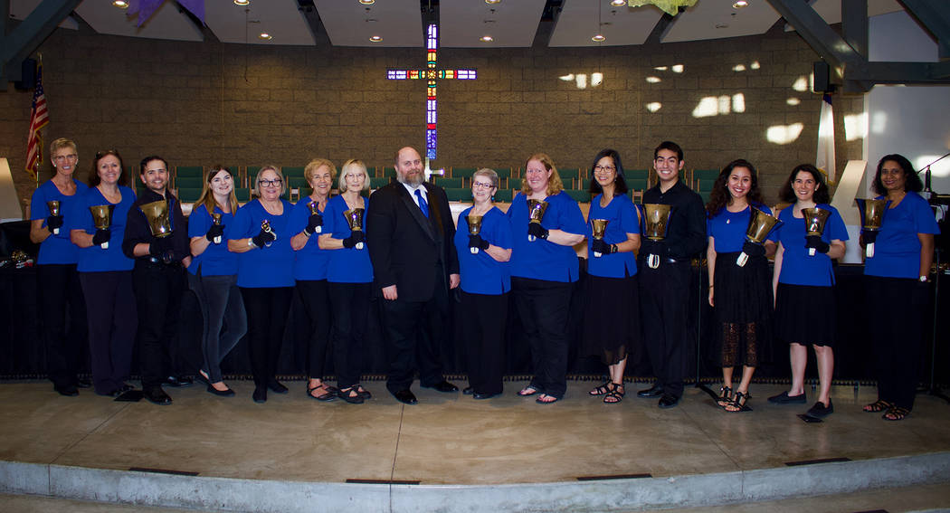 (Harmony Handbell Choir) A free Christmas concert will be presented at 3 p.m. Sunday, Dec. 8, b ...