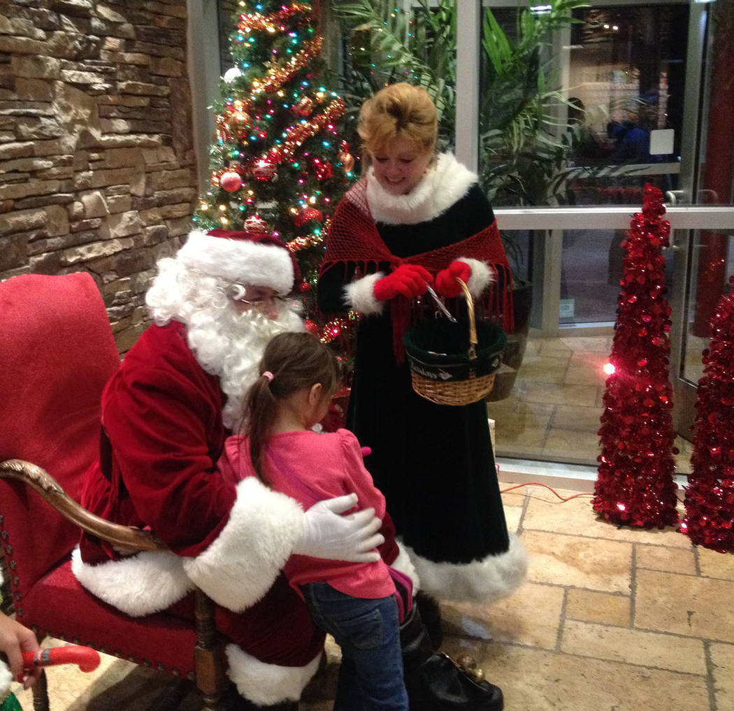 Santa Claus is expected to make a special appearance at St. Jude's Ranch for Children's 13th an ...