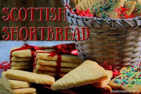 (Patti Diamond) Three ingredients are all it takes to create Scottish shortbread cookies. They ...