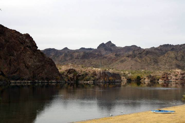 (Deborah Wall) Buckskin Mountain State Park in Parker, Arizona, is a popular place to access th ...