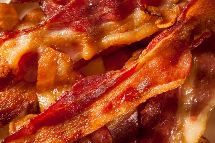 (Getty Images) Boulder City Library is presenting a free class about making bacon at 1 p.m. Sat ...