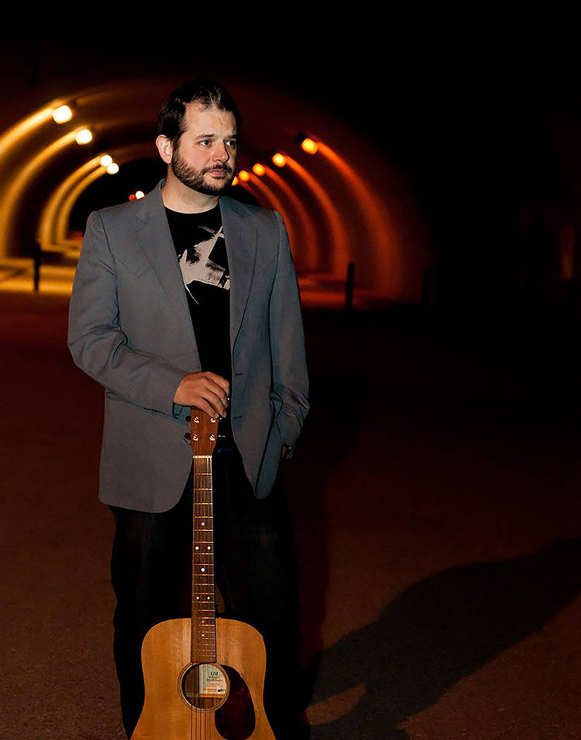 Southern Nevada local Michael Louis Austin will perform a free, all-ages show at 7:30 p.m. Satu ...