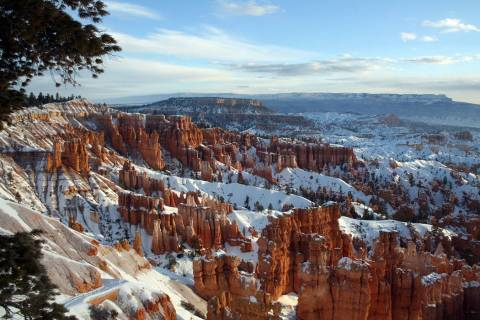 (Deborah Wall) Although named Bryce Canyon, the national park in southwestern Utah is composed ...