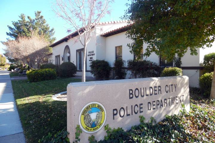 The Boulder City Police Department