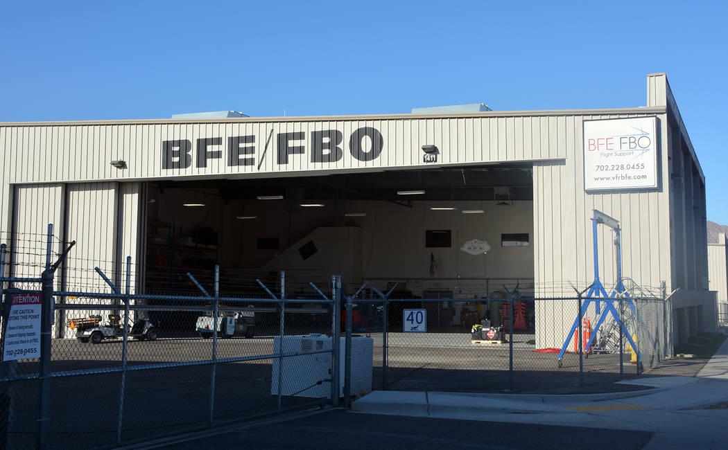 Celia Shortt Goodyear/Boulder City Review Robert Fahnestock, owner of BFE LLC, has filed a comp ...