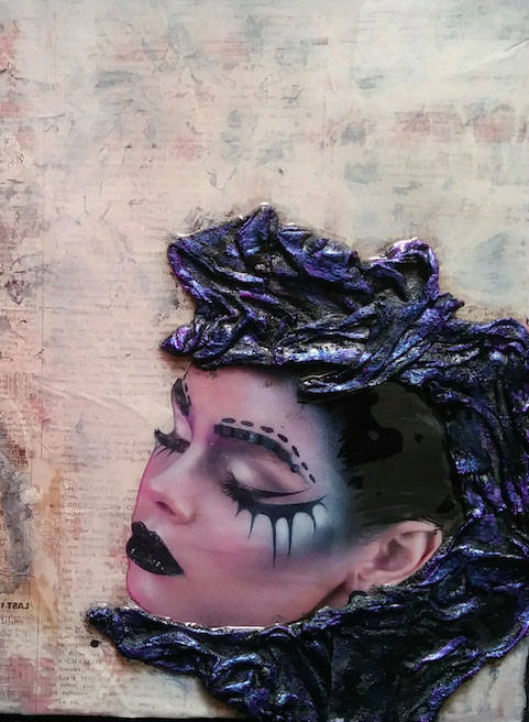 """(Boulder City Art Guild) """"The Magic of Resin"""" features artwork by Birgit Tode and ..."""