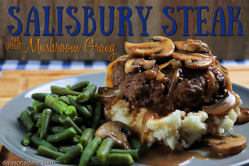 (Patti Diamond) Salisbury steak, which has been a staple in the American diet since the 1800s, ...