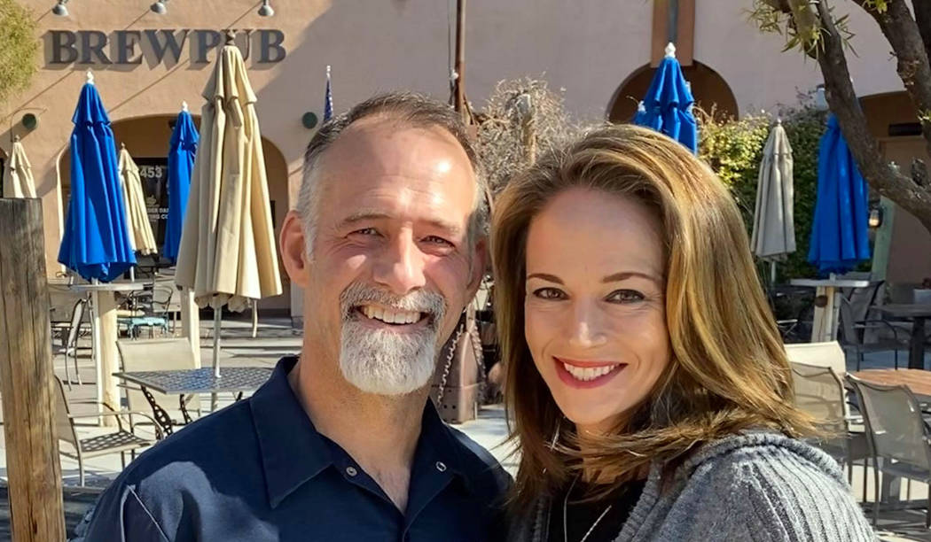 (Deborah Downs) Deborah Downs leads a weekly Pub Theology session with her husband, Todd Cook, ...