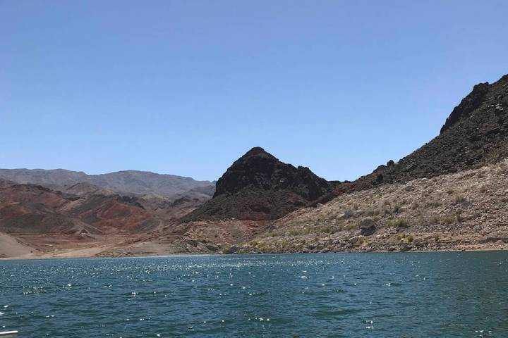 (Hali Bernstein Saylor/Boulder City Review) Lake Mead National Recreation Area was the National ...