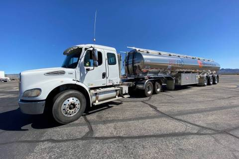 Robert Fahnestock A District Court judge granted a motion for BFE LLC to use mobile tankers to ...