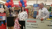 Ziembicki 'passes go'; single mom wins $20,000 in Monopoly contest