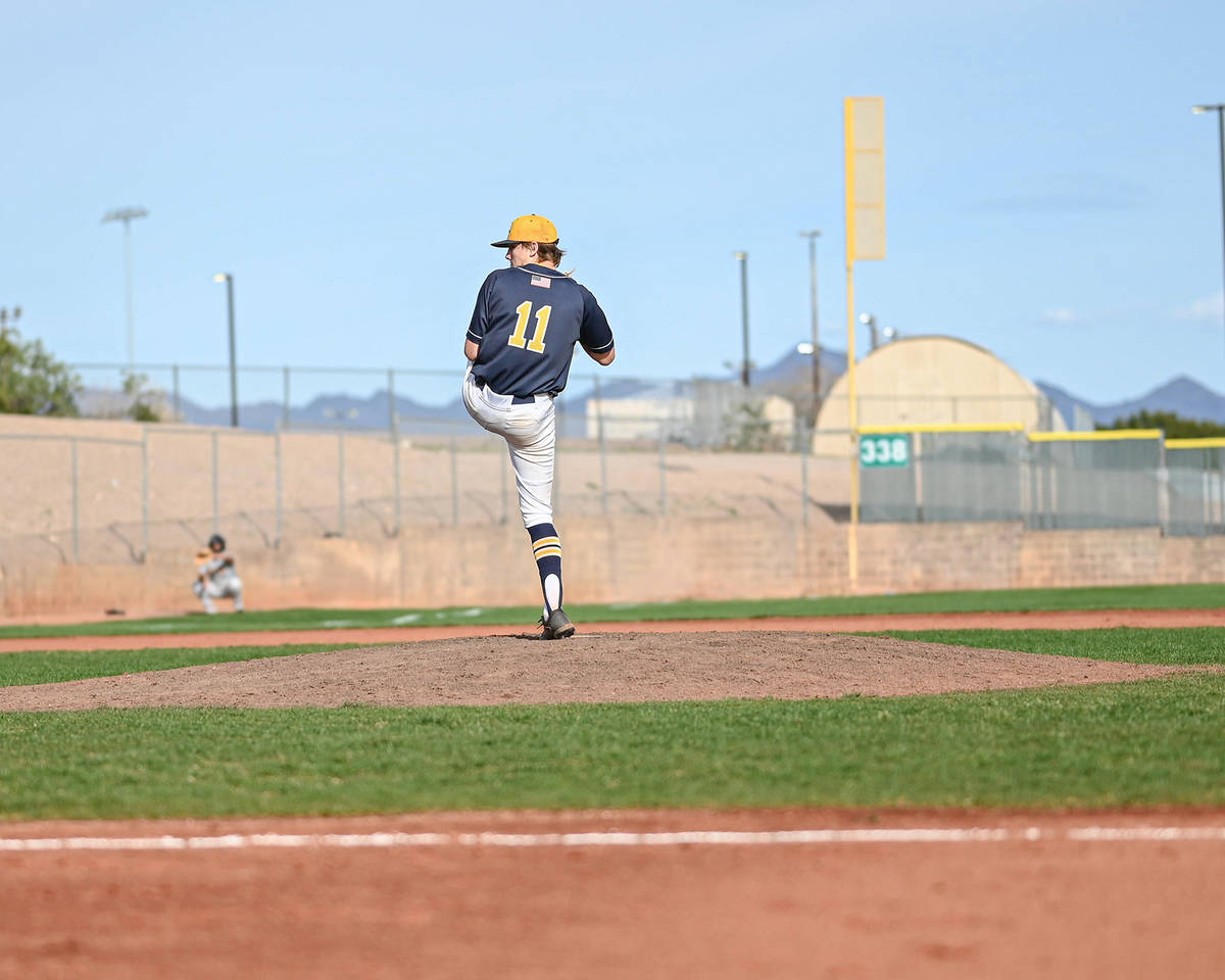 A talented pool of pitchers such as senior Jonathan Neal, seen in action March 9, should benefi ...