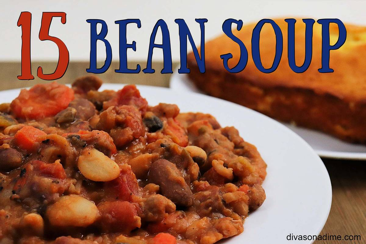 (Patti Diamond) Dried beans are nutritious, hearty and inexpensive, making them ideal to use in ...