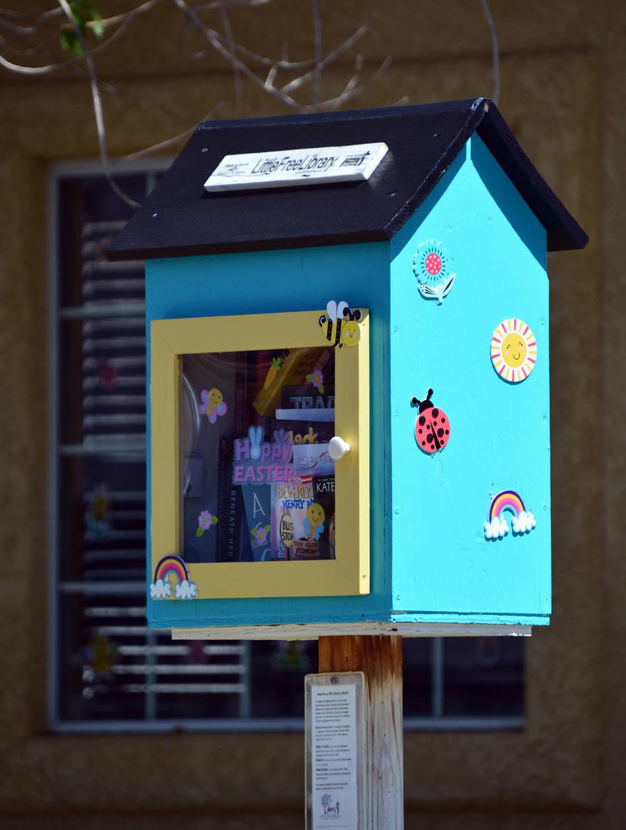 Celia Shortt Goodyear/Boulder City Review 635 Avenue D
