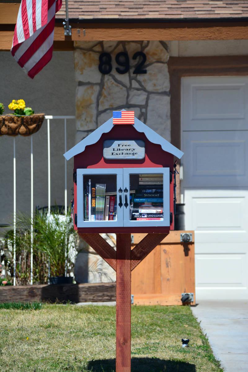 Celia Shortt Goodyear/Boulder City Review 892 El Camino Way