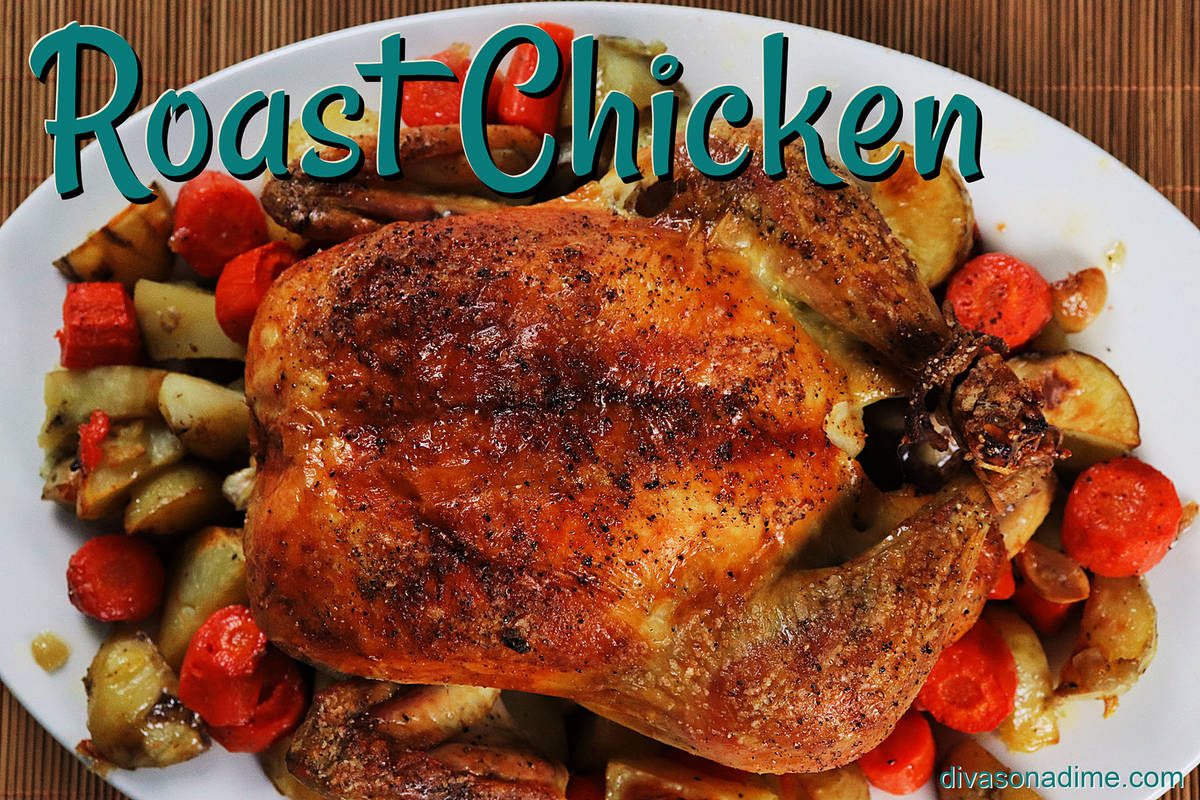 (Patti Diamond) A whole chicken is the ultimate economical dish. It can be roasted for one meal ...
