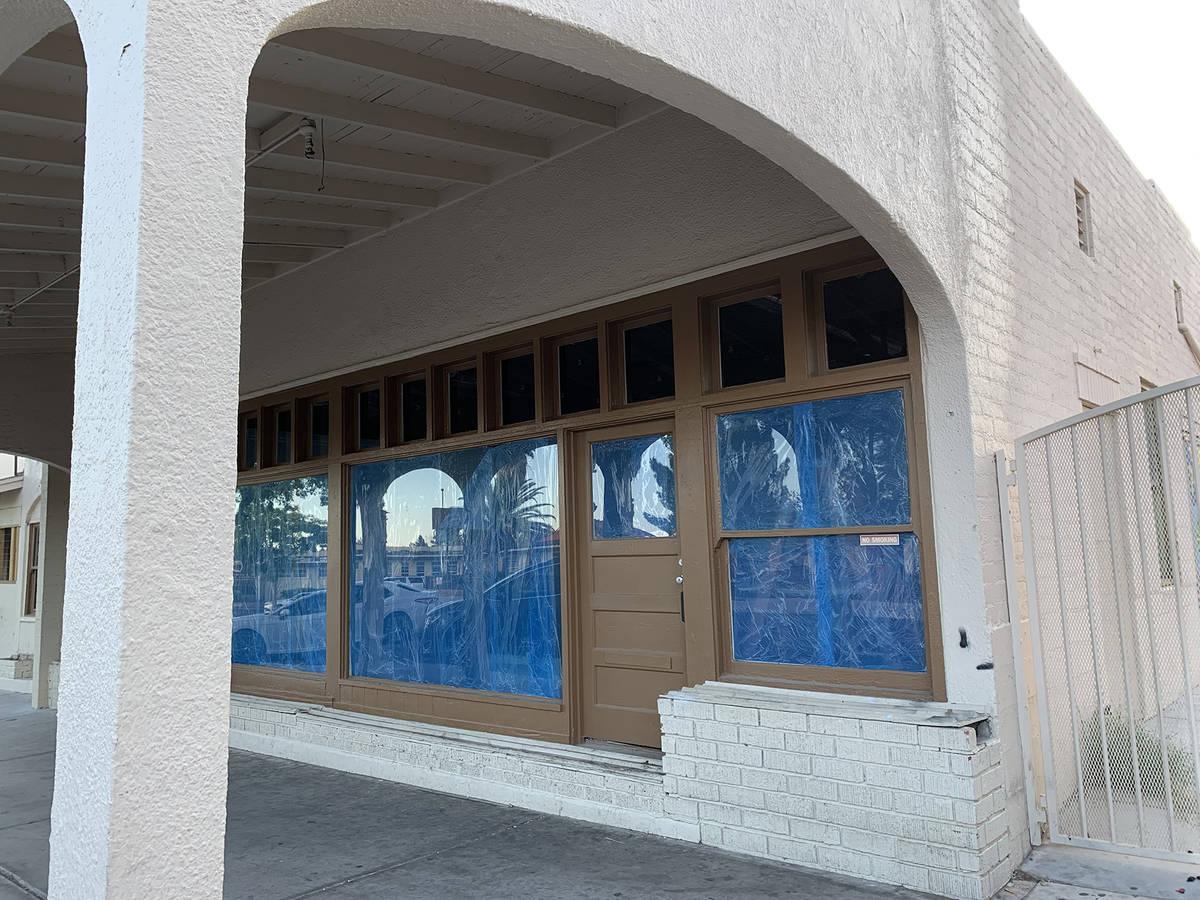 (Hali Bernstein Saylor/Boulder City Review) Boulder City resident Tony Scott plans to open Big ...