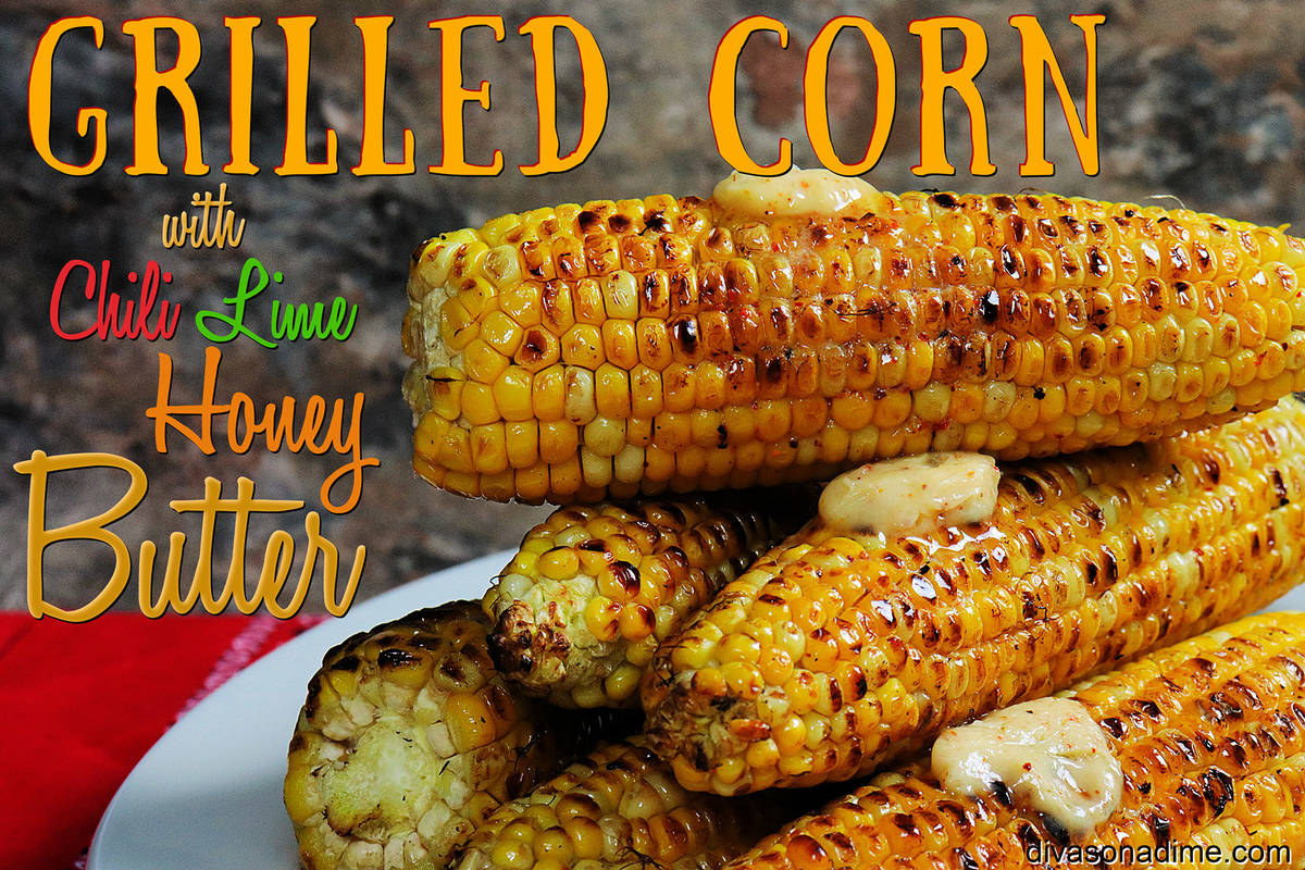(Patti Diamond) Grilling corn carmelizes the sugars and makes it taste sweeter. Then you can gi ...