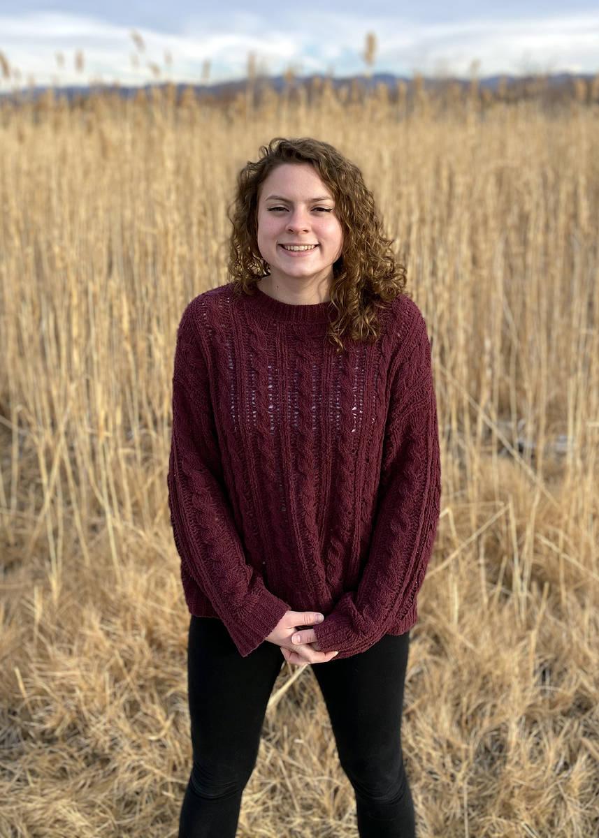 Valedictorian Alyssa Tobler